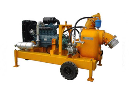 EDS移动式引擎污水(物)泵