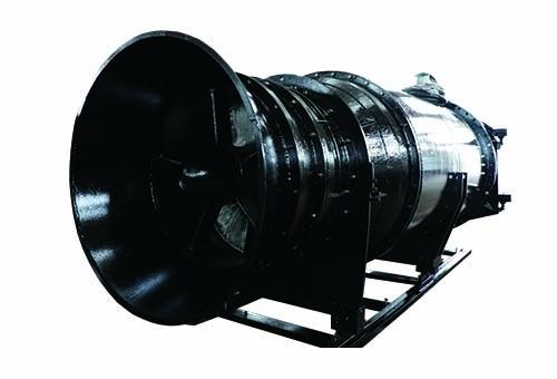 GZB系列潜水贯流泵